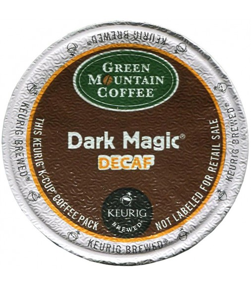 Green Mountain Dark Magic Decaf Extra Bold (96 cups)