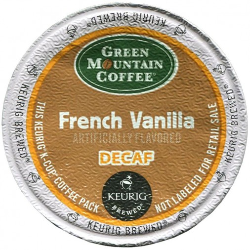 Green Mountain French Vanilla Decaf Coffee