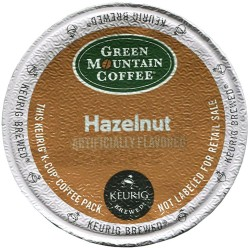 Green Mountain Hazelnut (96 cups)