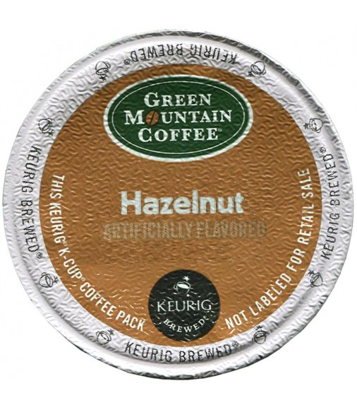 Green Mountain Hazelnut (96 cups)