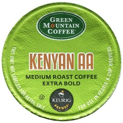 Green Mountain Kenyan AA Coffee