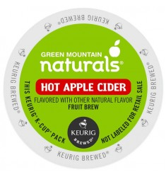Green Mountain Hot Apple Cider