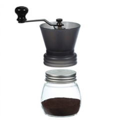 Grosche Bremen Manual Coffee Grinder (Black)