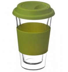 Grosche Glassen Double-walled Mug (Green)