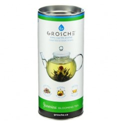 Grosche Jasmine Blooming Tea (12 Pack)