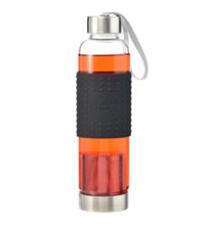 Grosche Marino Tea Infuser Bottle (Black)