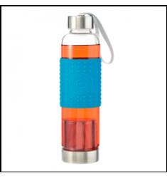 Grosche Marino Tea Infuser Bottle (Blue)