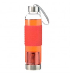 Grosche Marino Tea Infuser Bottle (Red)