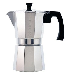 Grosche Milano Espresso Maker (6 Cup)