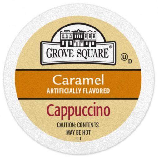 Grove Square Cappuccino Caramel
