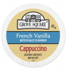 Grove Square French Vanilla Cappuccino
