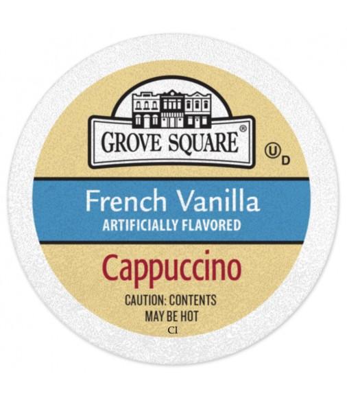 Grove Square French Vanilla Cappuccino