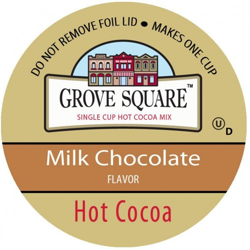Grove Square Milk Chocolate