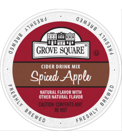 Grove Square Spiced Apple Cider