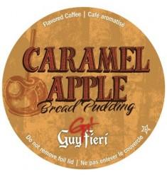 Guy Fieri Caramel Apple Bread Pudding Coffee