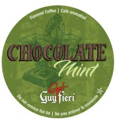 Guy Fieri Chocolate Mint Coffee