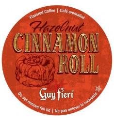 Guy Fieri Hazelnut Cinnamon Roll Coffee