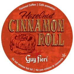 Guy Fieri Hazelnut Cinnamon Roll Coffee