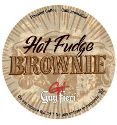 Guy Fieri Hot Fudge Brownie Coffee
