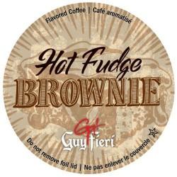 Guy Fieri Hot Fudge Brownie Coffee