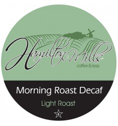 Hamilton Mills Morning Roast Decaf Coffee