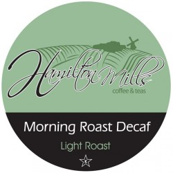 Hamilton Mills Morning Roast Decaf Coffee