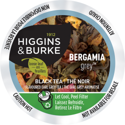Higgins & Burke Bergamia Grey