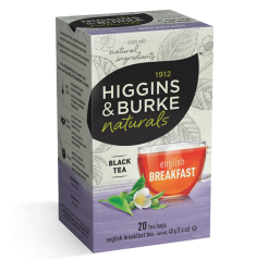 Higgins & Burke English Breakfast Tea Bags
