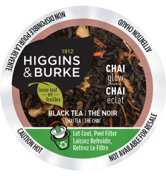 Higgins & Burke Chai  Glow Tea