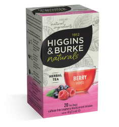 Higgins & Burke Berry Vines Tea Bags
