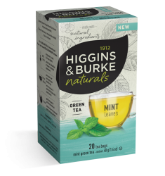 Higgins & Burke Mint Leaves Tea Bags