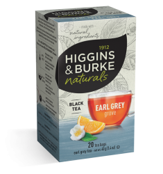 Higgins & Burke Earl Grey Tea Bags