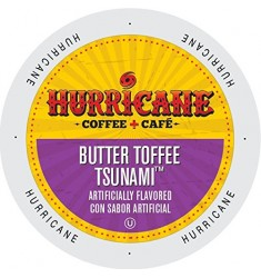 Hurricane Coffee Butter Toffee Tsunami