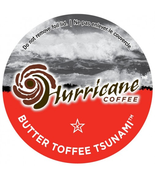 Hurricane Coffee Butter Toffee Tsunami