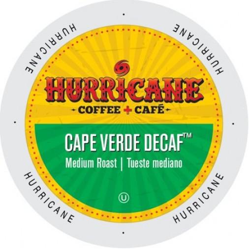 Hurricane Coffee Cape Verde Decaf