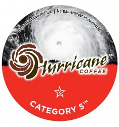 Hurricane Coffee Category 5 Coffee