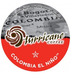 Hurricane Coffee Colombia El Niño Coffee