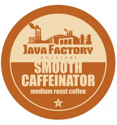 Java Factory Roasters Smooth Caffeinator Coffee