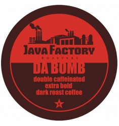 Java Factory Roasters Da Bomb Coffee