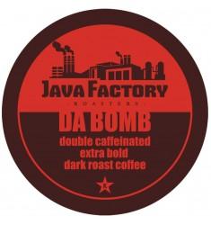 Java Factory Roasters Da Bomb Coffee