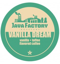 Java Factory Roasters Vanilla Dream Coffee