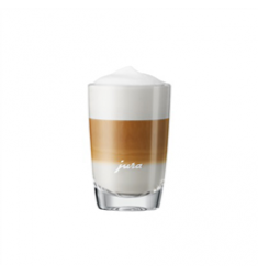 Jura Latte Macchiato Glass Short (Set of 2)