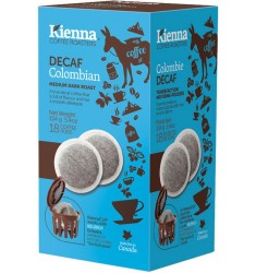 Kienna Pods Decaf Columbian Coffee