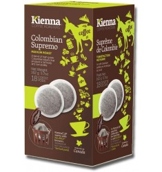 Kienna Pods Columbian Supremo Coffee