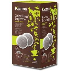 Kienna Pods Columbian Supremo Coffee