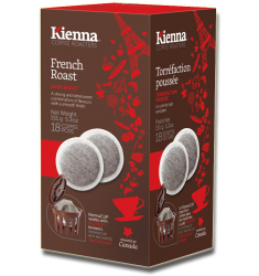 Kienna Pods French Roast Coffee
