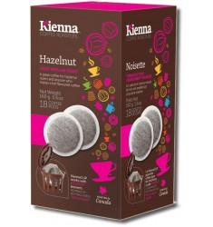 Kienna Pods Hazelnut Coffee