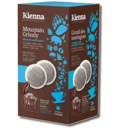 Kienna Pods Mountain Grizzly Coffee