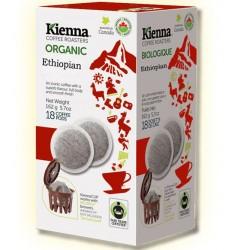 Kienna Pods, Fair Trade Organic, Ethiopia Coffee
