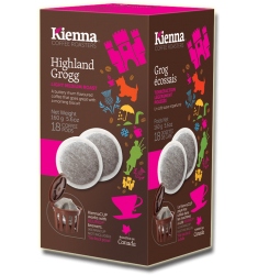 Kienna Pods Highland Grogg Coffee
